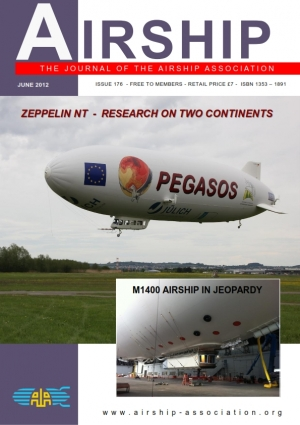 AIRSHIP 176 - June 2012